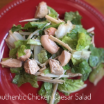 End Your Stall With This Delicious Grilled Chicken Table Side Caesar Salad