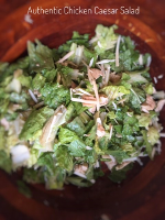Authentic Chicken Caesar Salad 150x200