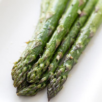 Oven Roasted Asparagus.200