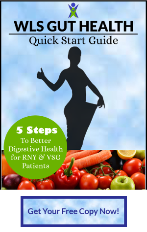 WLS Gut Health Quick Start Guide