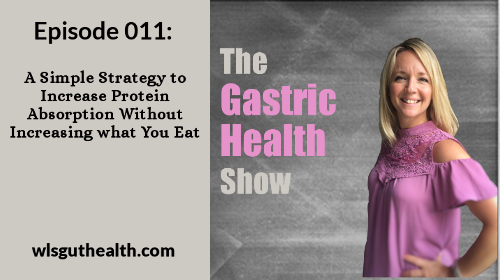 The Gastric Health Show Episode 11