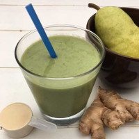 WLS Ginger Pear Smoothie